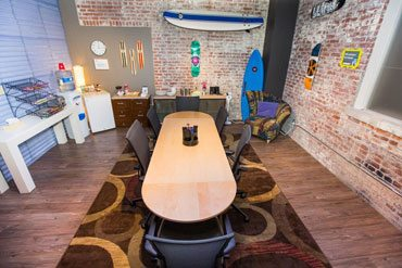 meeting rooms for small teams