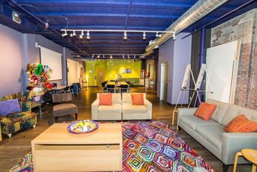 creative meeting rooms