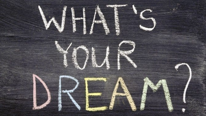 what is your dream for society When people think about the history of dream interpretation their thoughts primarily turn very least by provoking thought in mainstream western society.