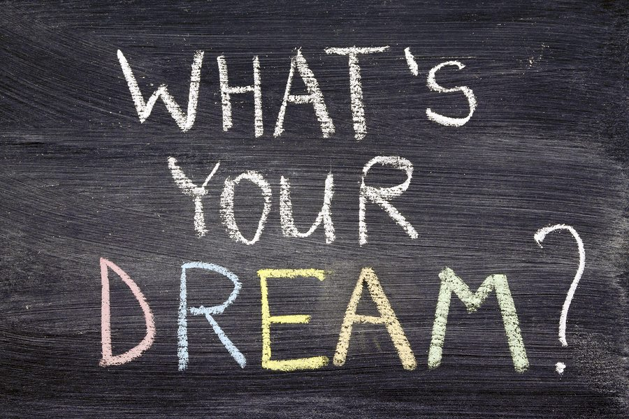 What's holding you back from your dream?