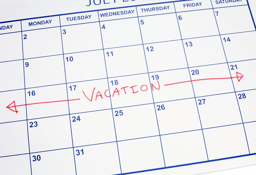 Why Saving Your Vacation Days Is A Really Bad Idea