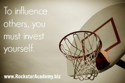 Influence Basketball