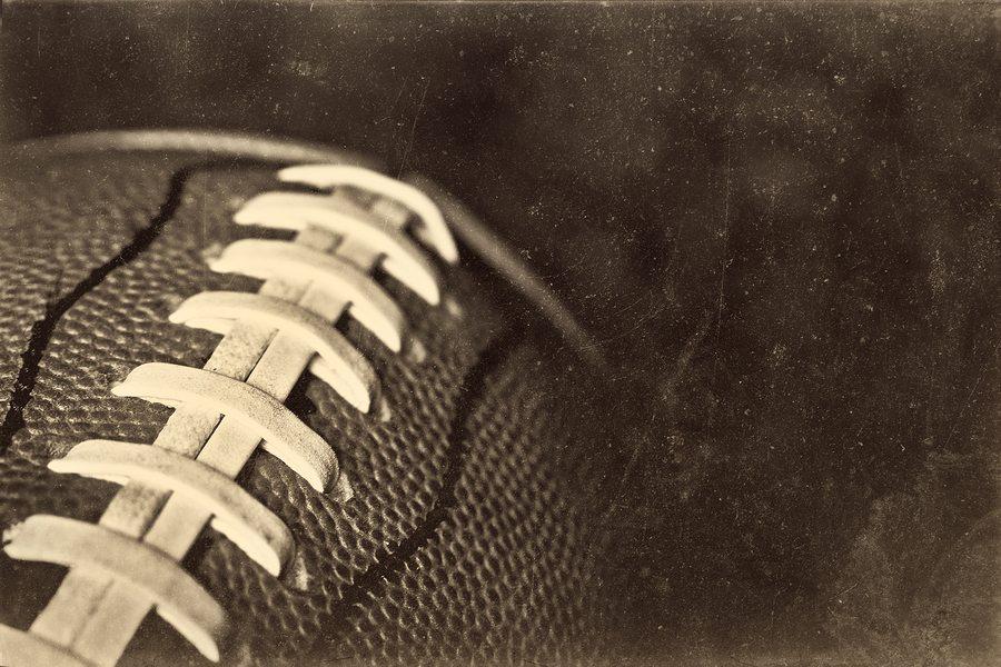 bigstock-Retro-Grunge-American-Football-11835806
