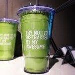 sparkspace drink cup