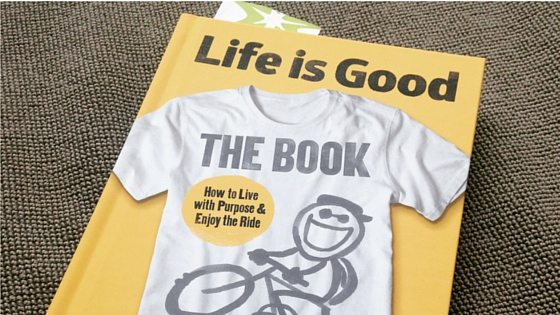 My Review (kinda) Of Life is Good, The Book