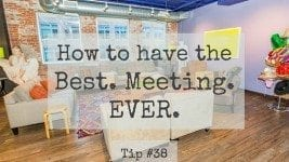 Best Meeting Ever Tip #38: Team Bonding Activities Your Team Will Love!