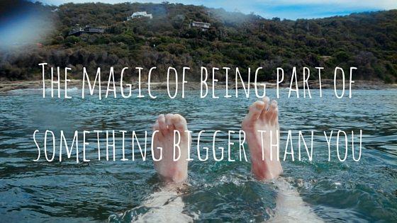 Magic of Something Bigger