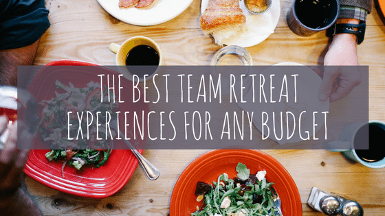 The BEST Team Experiences for Every Budget