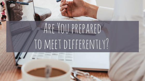 meet differently