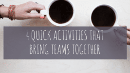 4 Quick Activities to Encourage Cross-Functional Collaboration