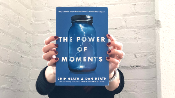 Best Quotes from The Power of Moments