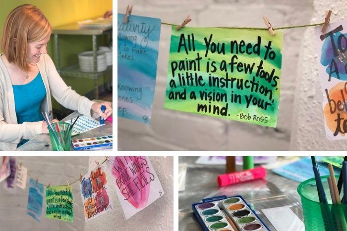 creativity workshop at sparkspace