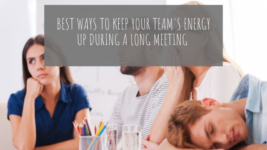 Best Ways to Keep Your Team's Energy Up