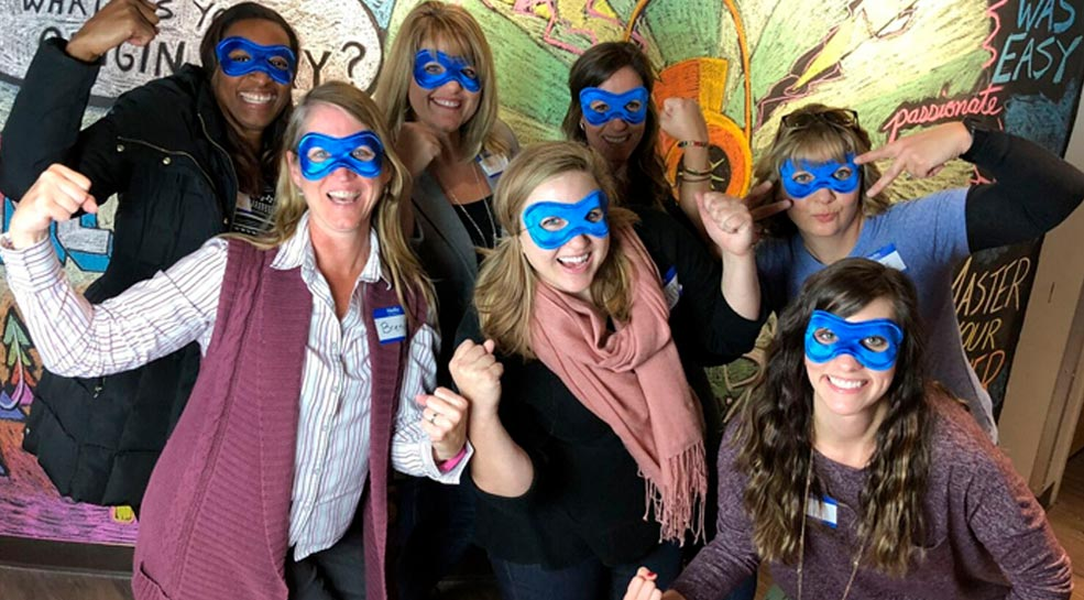 Team Building Activity: Superpower Hour